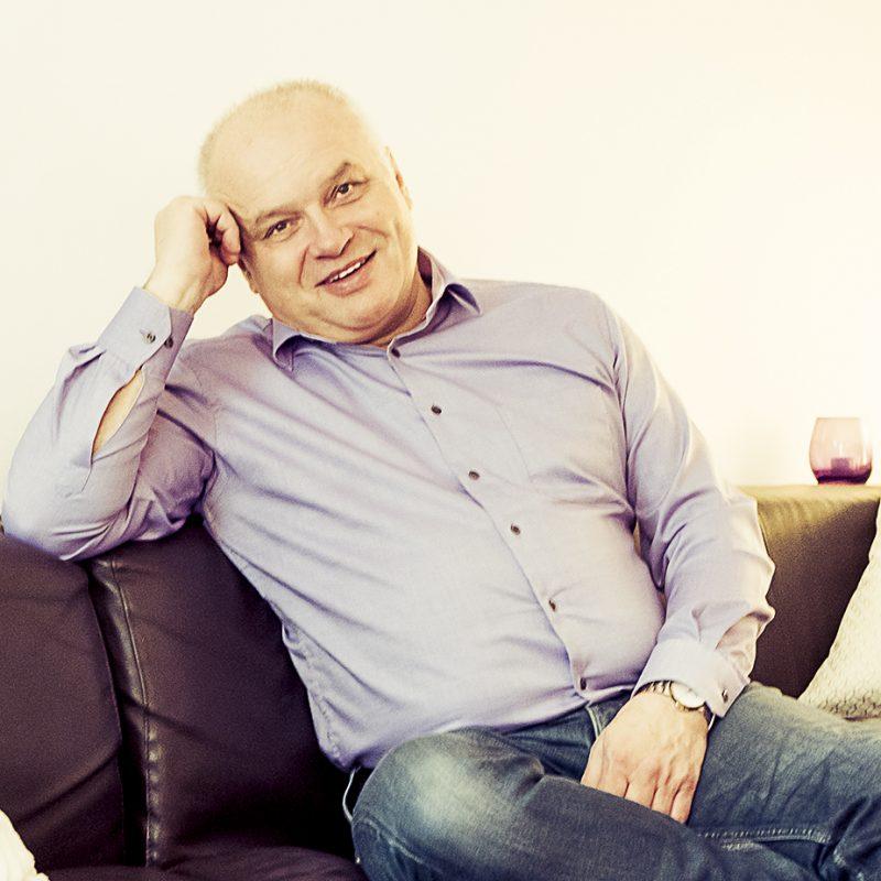 Portrait Gerhard Schuller