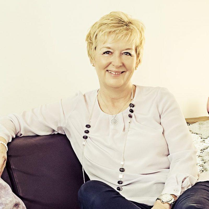 Portrait Mag. Eva Schuller-Uiterwiyk